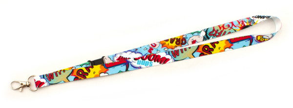 Kinderlanyards (5er Pack)