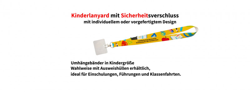 Kinderlanyards